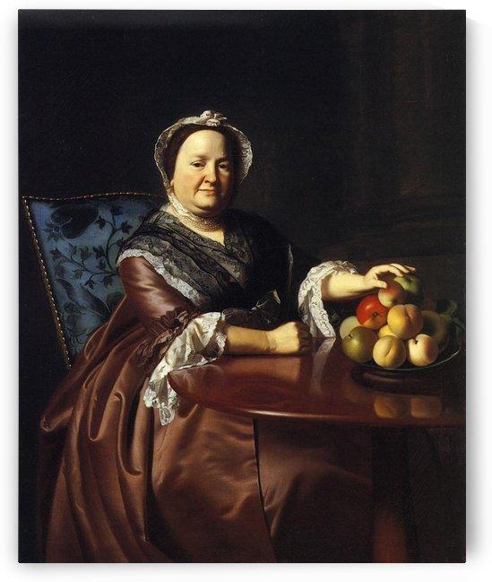 Mrs.Ezekiel by John Singleton Copley