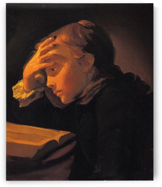 Henry Pelham by John Singleton Copley
