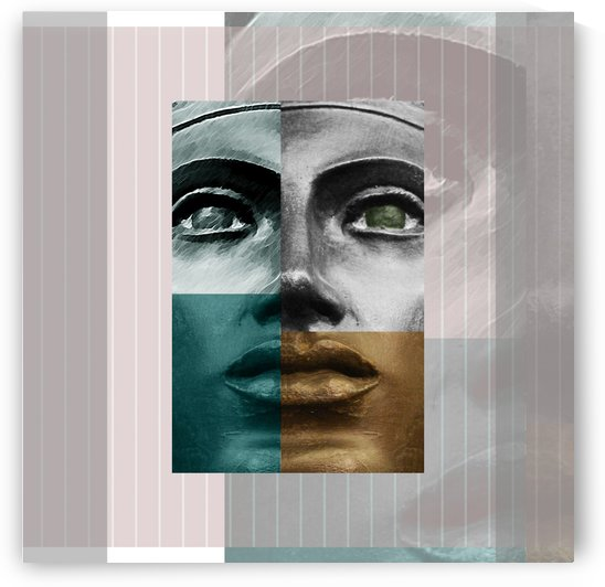 Charioteer of Delphi by ANASTASIA SKARLATOUDI