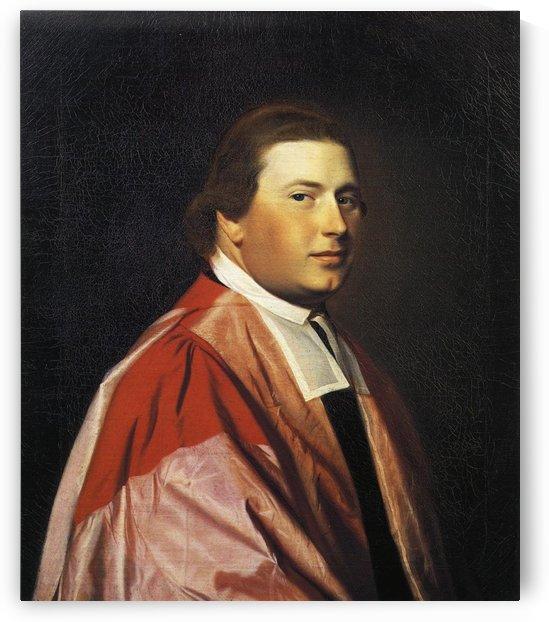 Reverend Myles Cooper by John Singleton Copley