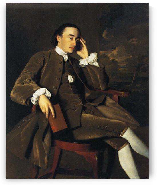 John Bours by John Singleton Copley