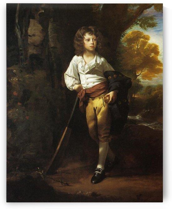 Richard Heber by John Singleton Copley