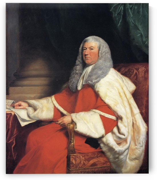 George John 2nd Earl Spencer by John Singleton Copley