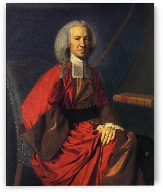 Martin Howard by John Singleton Copley