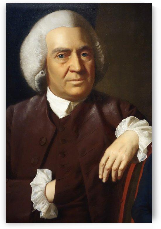 William Vassall by John Singleton Copley