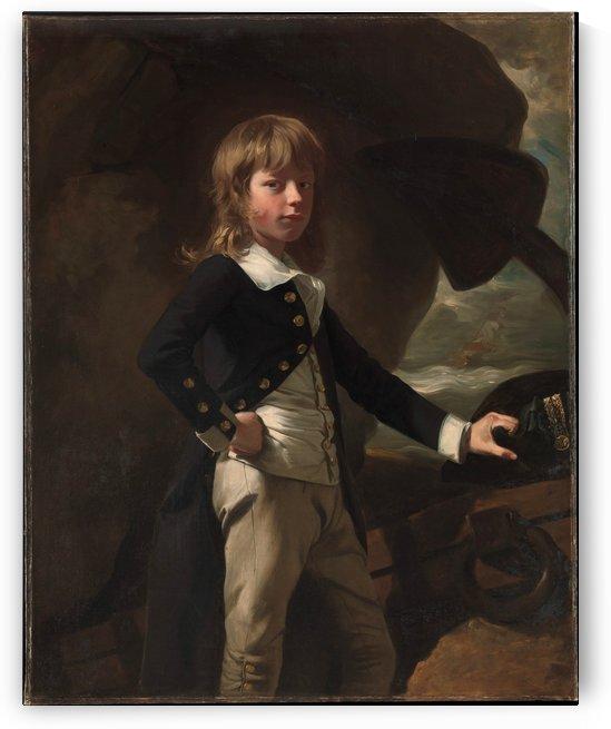 Midshipman Augustus by John Singleton Copley