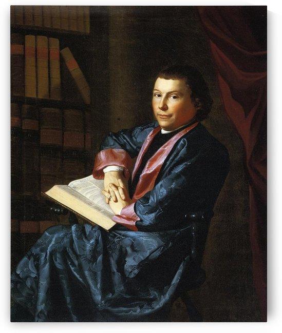 Reverend Thomas Cary by John Singleton Copley