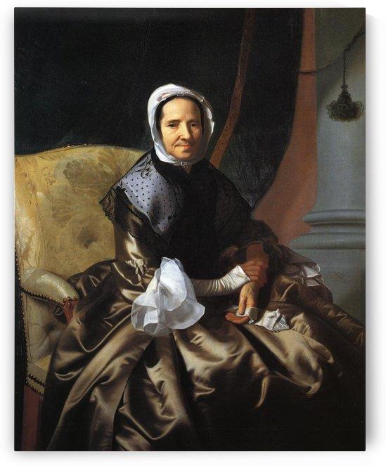 Mrs.Thomas Boylston by John Singleton Copley