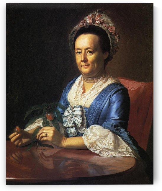 Hannah by John Singleton Copley