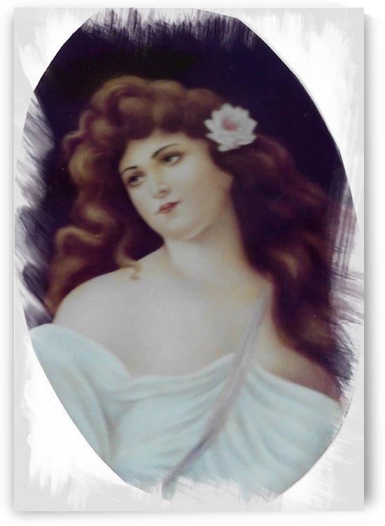 Titian Beauty by  Gloria Nova