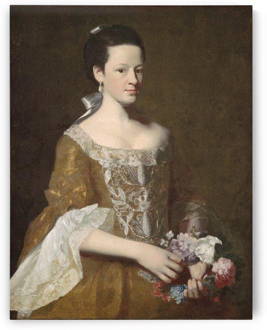 Dorothy Murray by John Singleton Copley