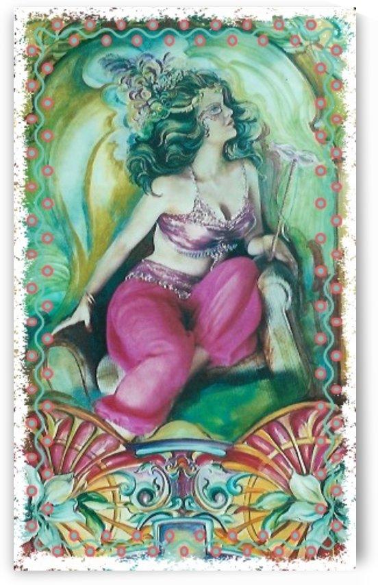 Arabian Nights Dream  by  Gloria Nova