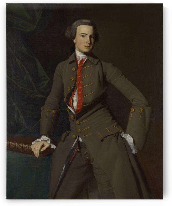 Georgians Pickman by John Singleton Copley