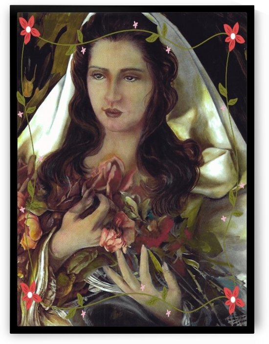 Madonna 12 by  Gloria Nova
