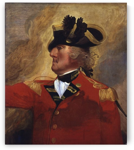 George Augustus by John Singleton Copley