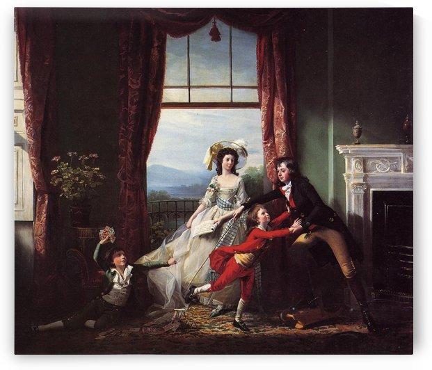 A family by John Singleton Copley