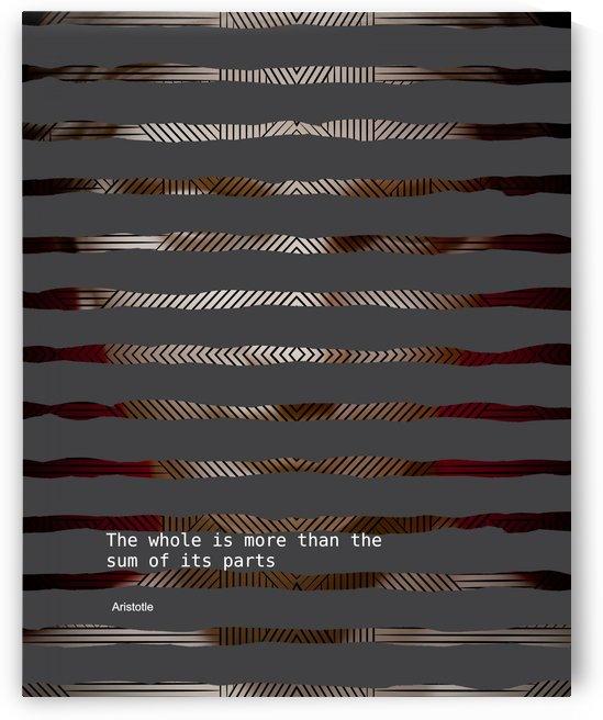 Aristotle quote by ANASTASIA SKARLATOUDI