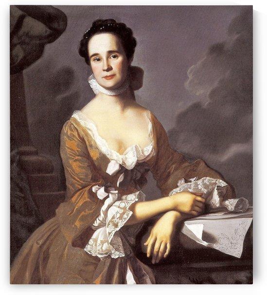 Mary Greene by John Singleton Copley