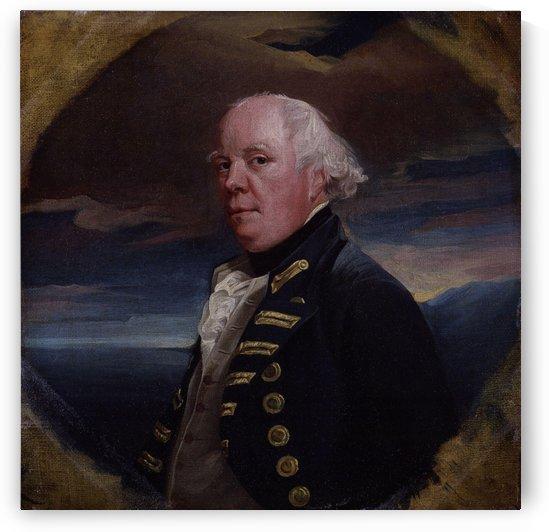 Samuel Barrington by John Singleton Copley