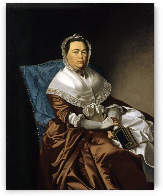 Mrs. James Russell by John Singleton Copley
