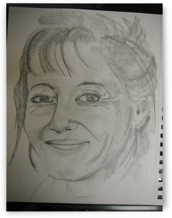 Kathy Sykes  by Vanessa Cumper
