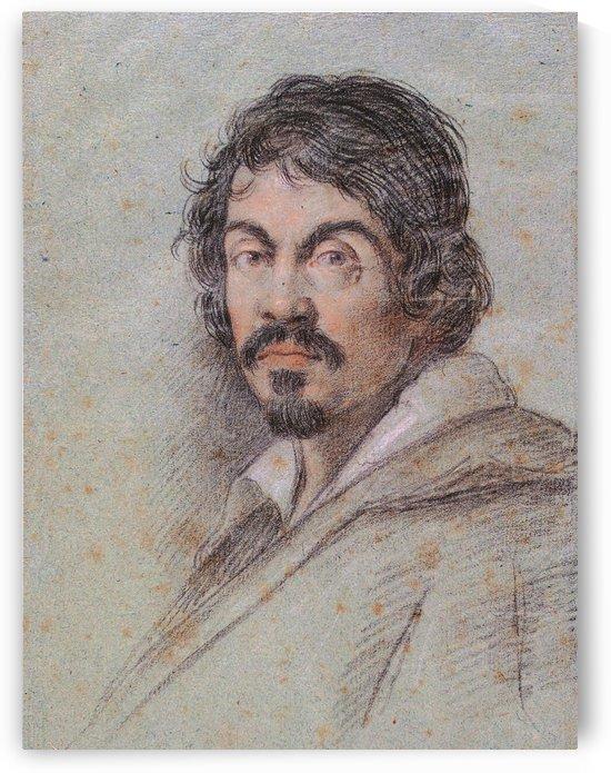 Bild Ottavio Leoni by Caravaggio