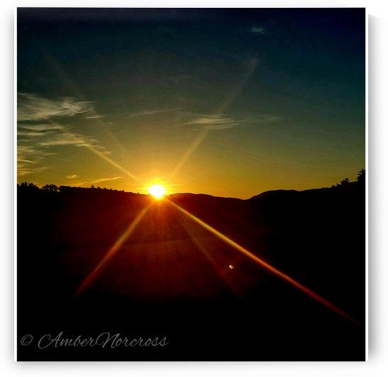 Glinting horizon by Amber Norcross