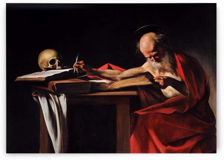 San Gerolamo by Caravaggio