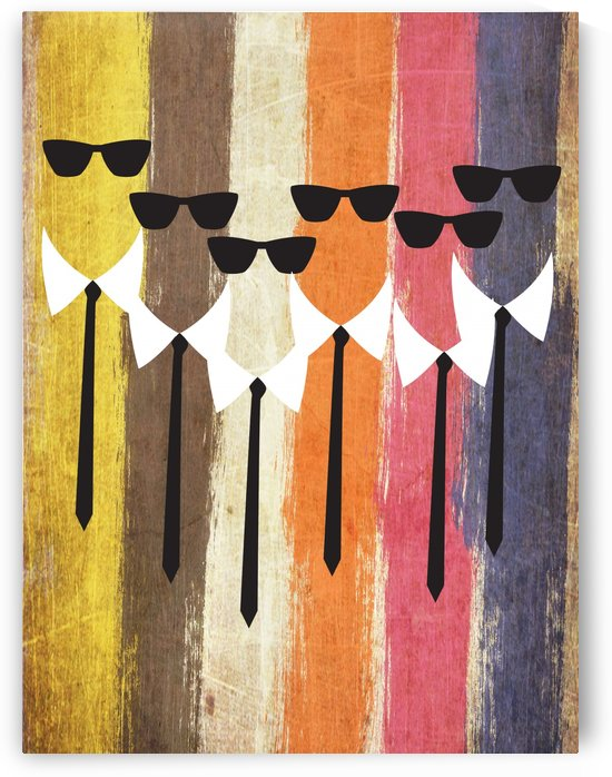 Reservoir dogs by Emese Horvath