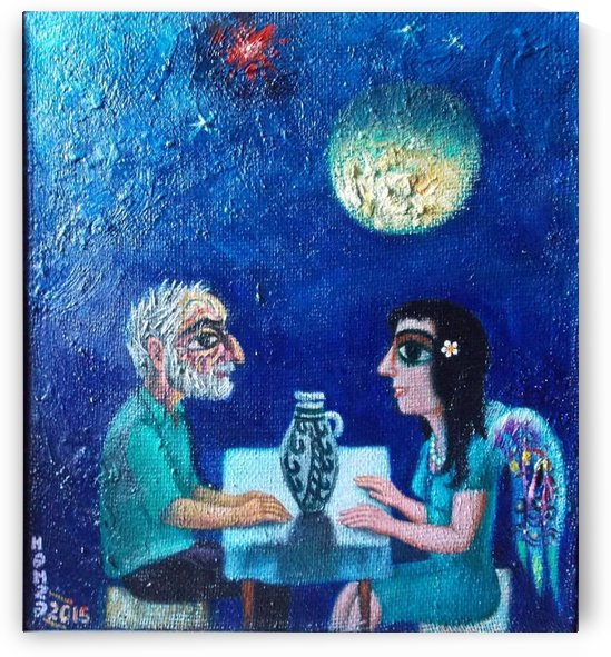 The Last Love by Hamza Abdullayev