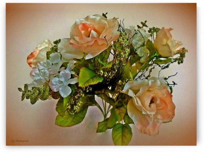Coral Springtime Morning by Faye Anastasopoulou