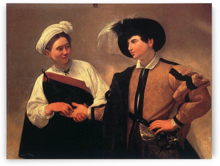 Fortune-Teller by Caravaggio