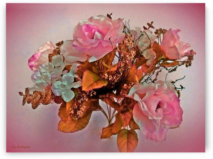 Pink Springtime Morning by Faye Anastasopoulou