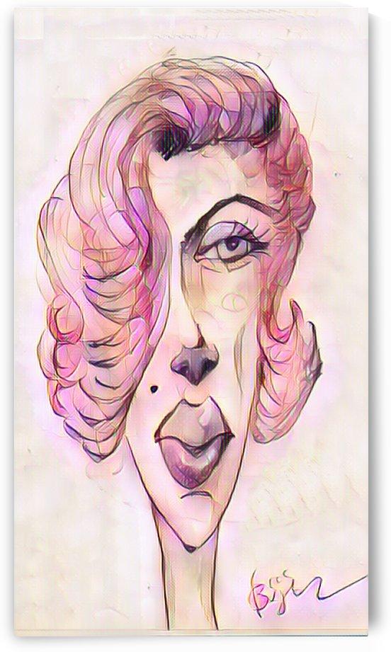 .Attitude no.1 by Biji sylvie faucher