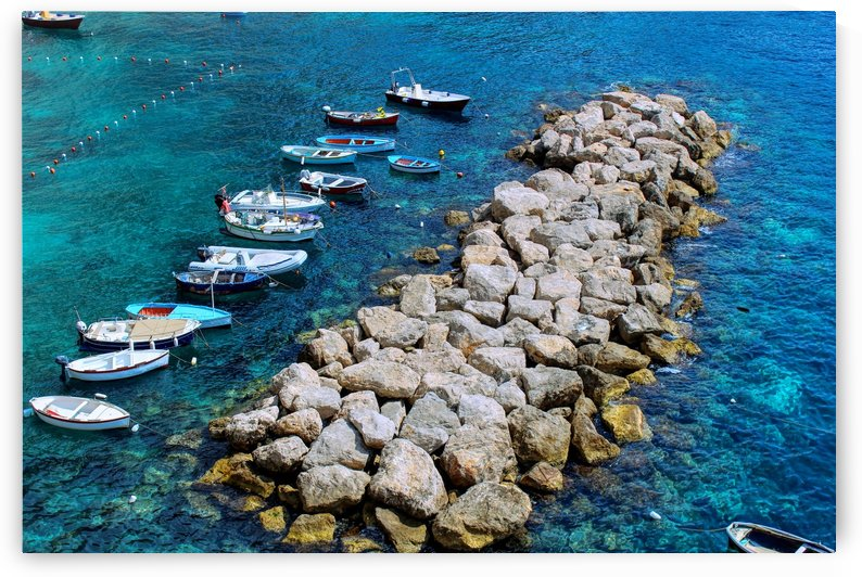 boats on the water - Landscape by Bentivoglio Photography
