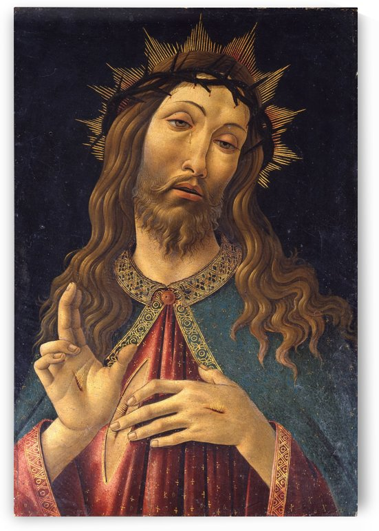 Jesus by Sandro Botticelli