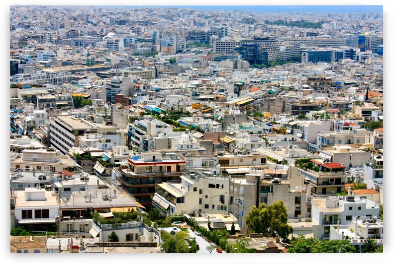 Athens by Tony Forcucci