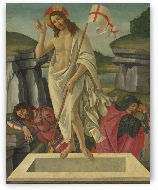 Alessandro di Mariano Filipepi by Sandro Botticelli