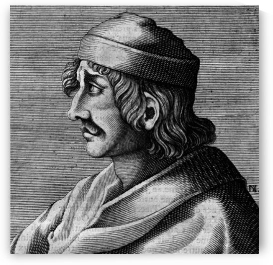 Painter by Sandro Botticelli