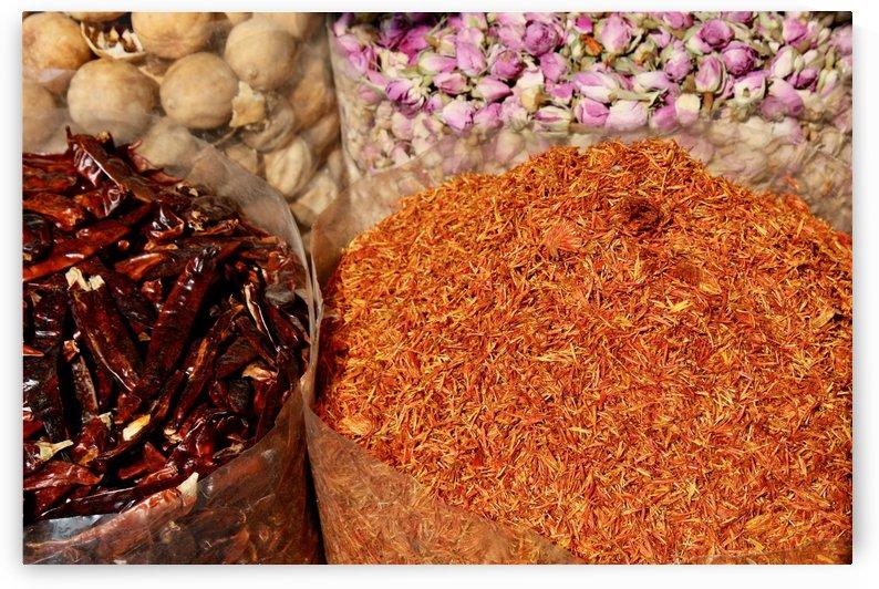 Dubai Spice Market by Tony Forcucci