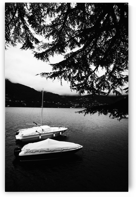 Como Lake Italy  by Elejota