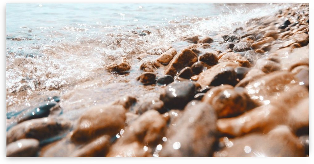 Pebbles and Ripples by After The Shutter Photography