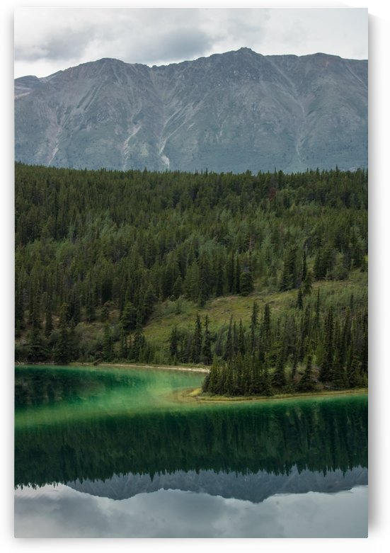 Emerald Lake, BC   2 by Laurie Kindred