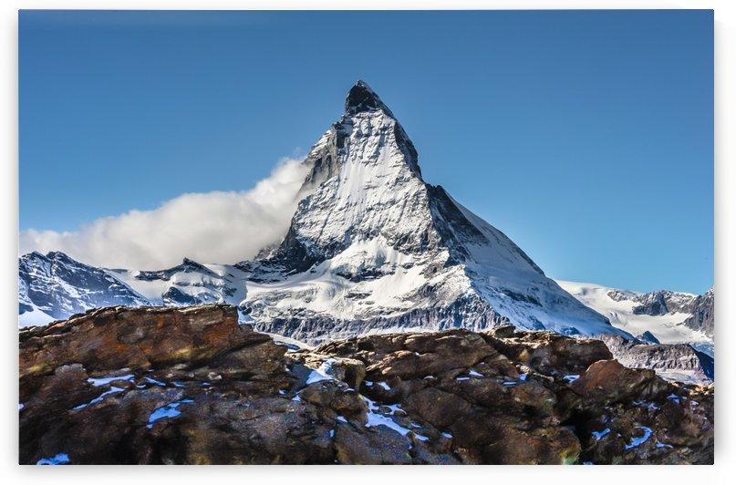 Matterhorn Mountain Switzerland by Khalid Al Kharusi Photography