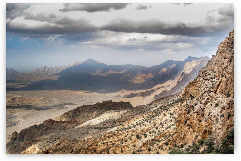 Wadi Mistal Oman  by Khalid Al Kharusi Photography