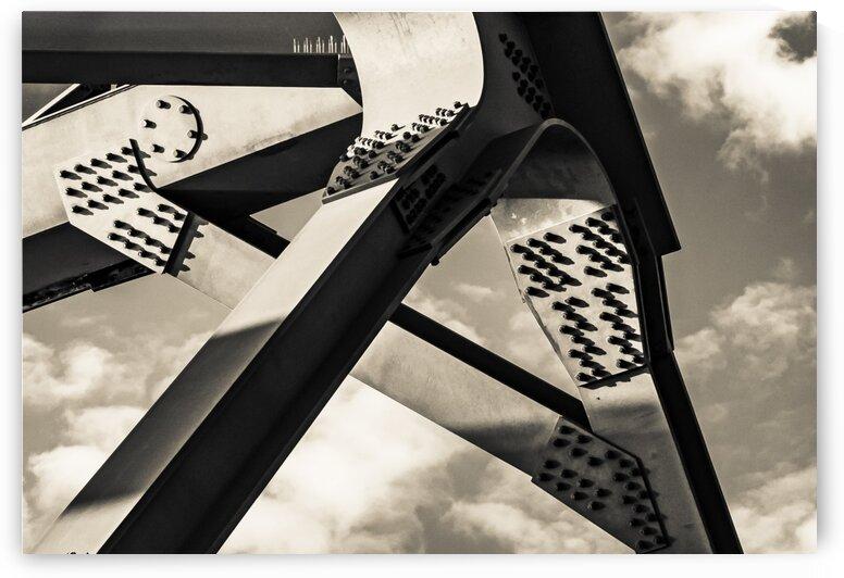 WW1 Memorial Bridge 2 by Dave Therrien