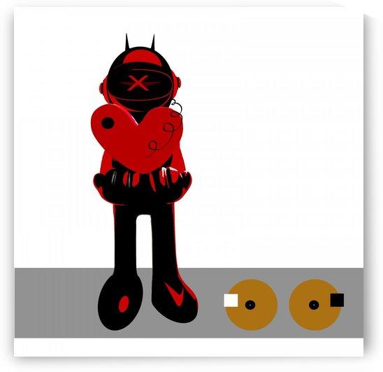 Black Cozmo Diablo by GABA