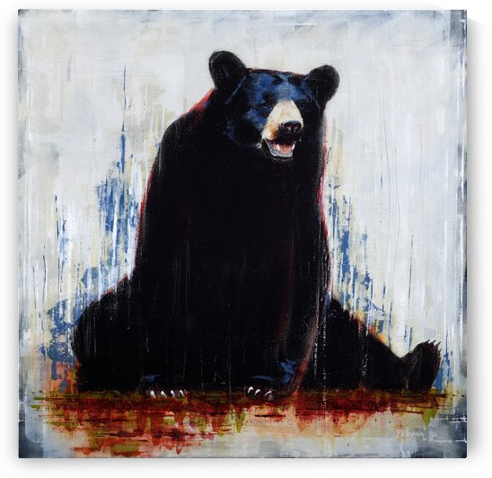 Papa Bear by Ric Fedyna