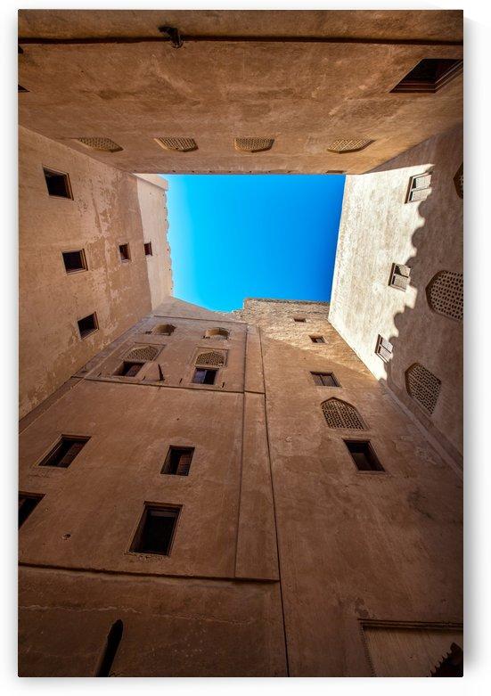 Jibreen Castle by Khalid Al Kharusi Photography