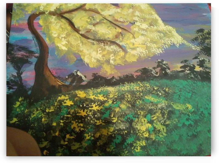 Golden Dreams by Becky Johnson
